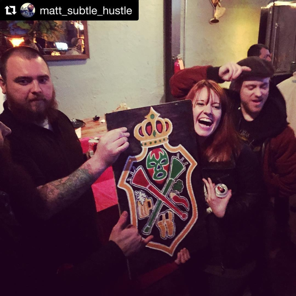 We have a meeting this Wednesday, September 21st, 7:30 at O'Malleys.  And don't forget about the upcoming fundraiser on October 2nd (link in bio)! #Repost @matt_subtle_hustle ・・・ Two week warning! @mollywoppersnyb Fall Fundraiser @garagephilly.  If you don't go, you don't like fun.  #mollywoppersnyb #kingsofdrinkingbeer